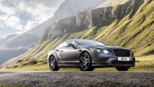 Bentley Continental Supersports Wallpaper