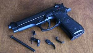 Beretta 92fs Background