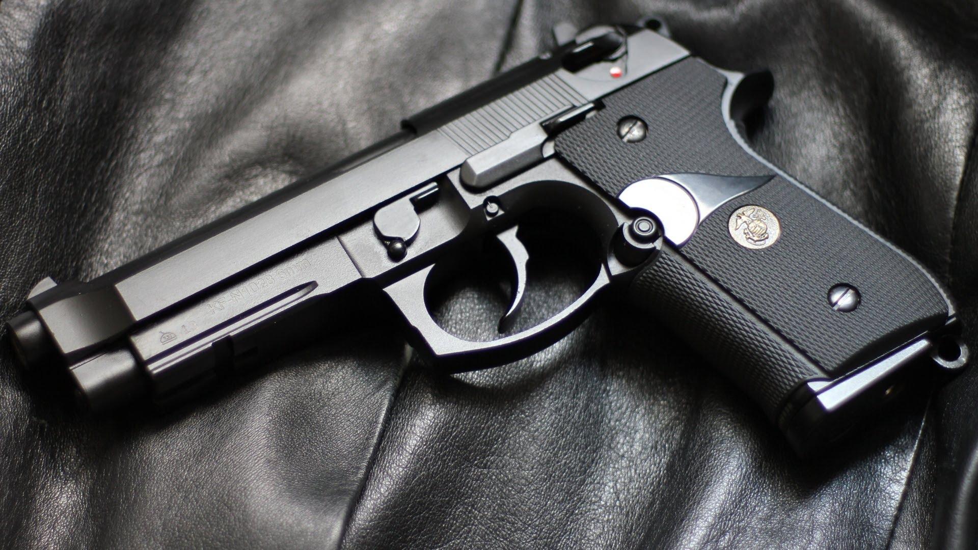 Beretta 92fs Hd Wallpaper