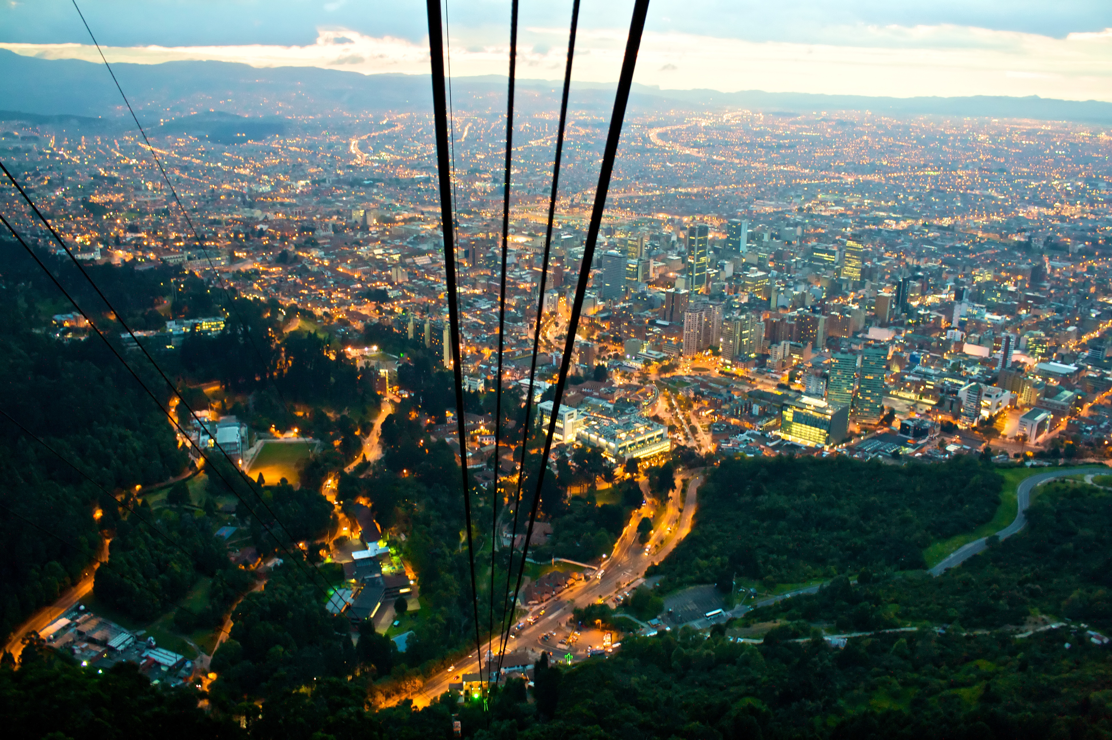 Bogota High Definition Wallpapers