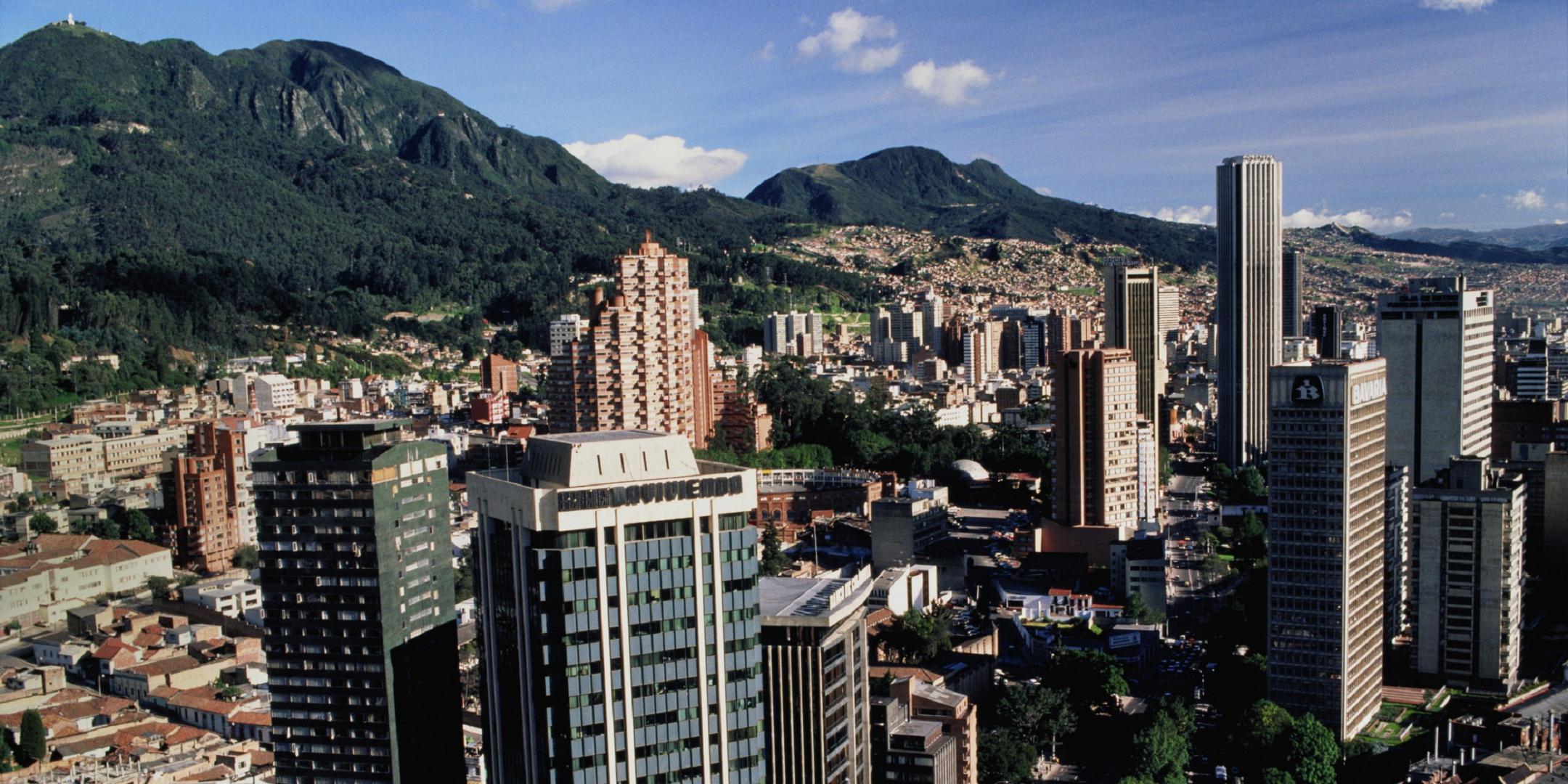 Bogota Full Hd