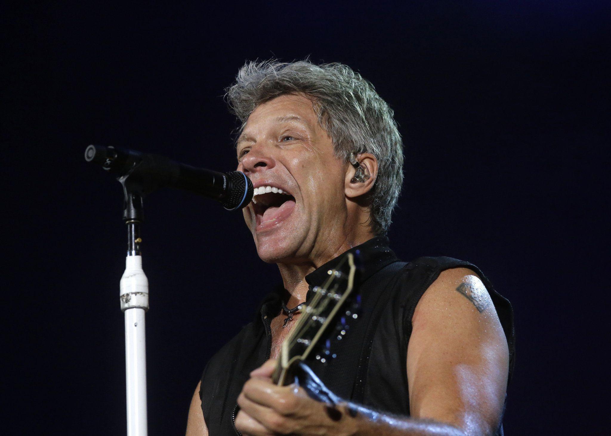 Bon Jovi Hd Wallpaper