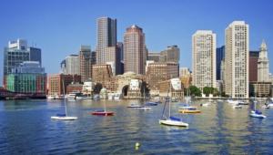 Boston Background