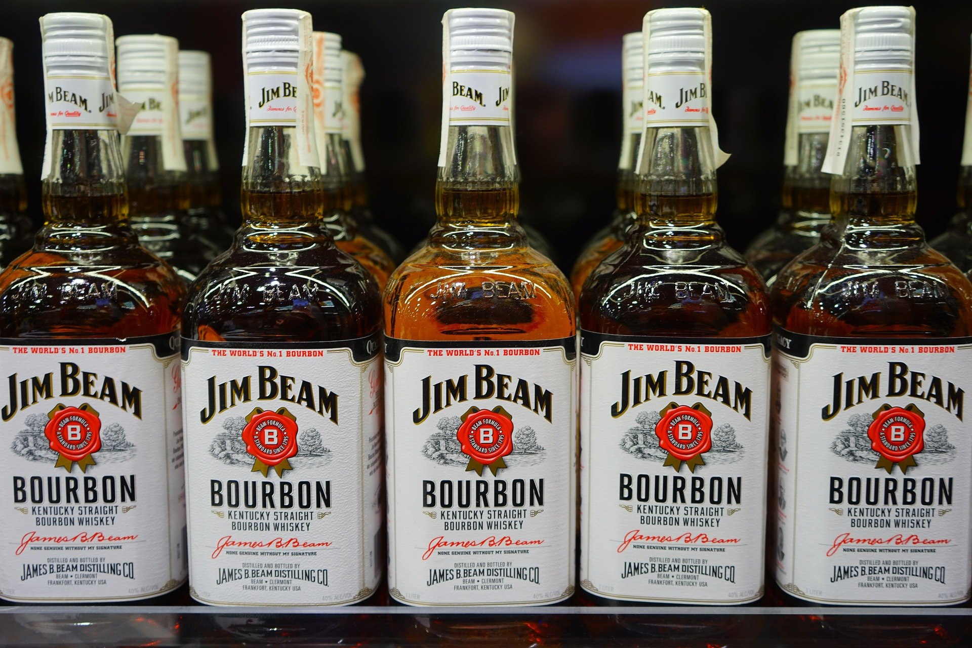 Bourbon Hd Desktop
