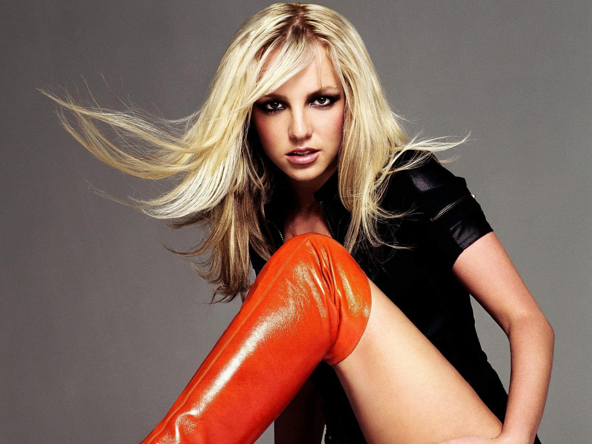 Britney Spears Desktop