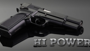 Browning Hi Power Background