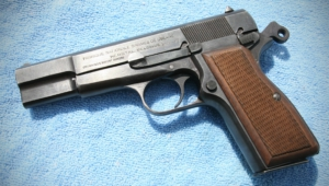 Browning Hi Power Hd Wallpaper