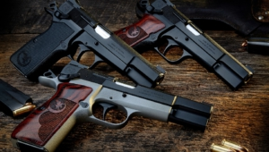 Browning Hi Power Wallpaper