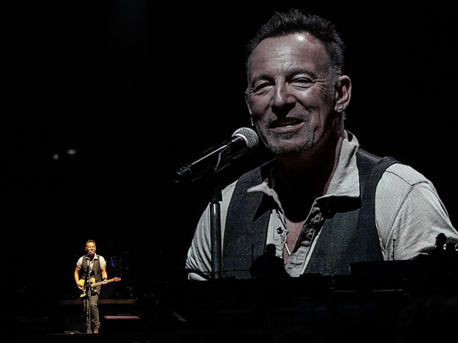Bruce Springsteen High Definition