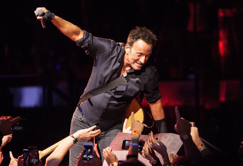 Bruce Springsteen Widescreen