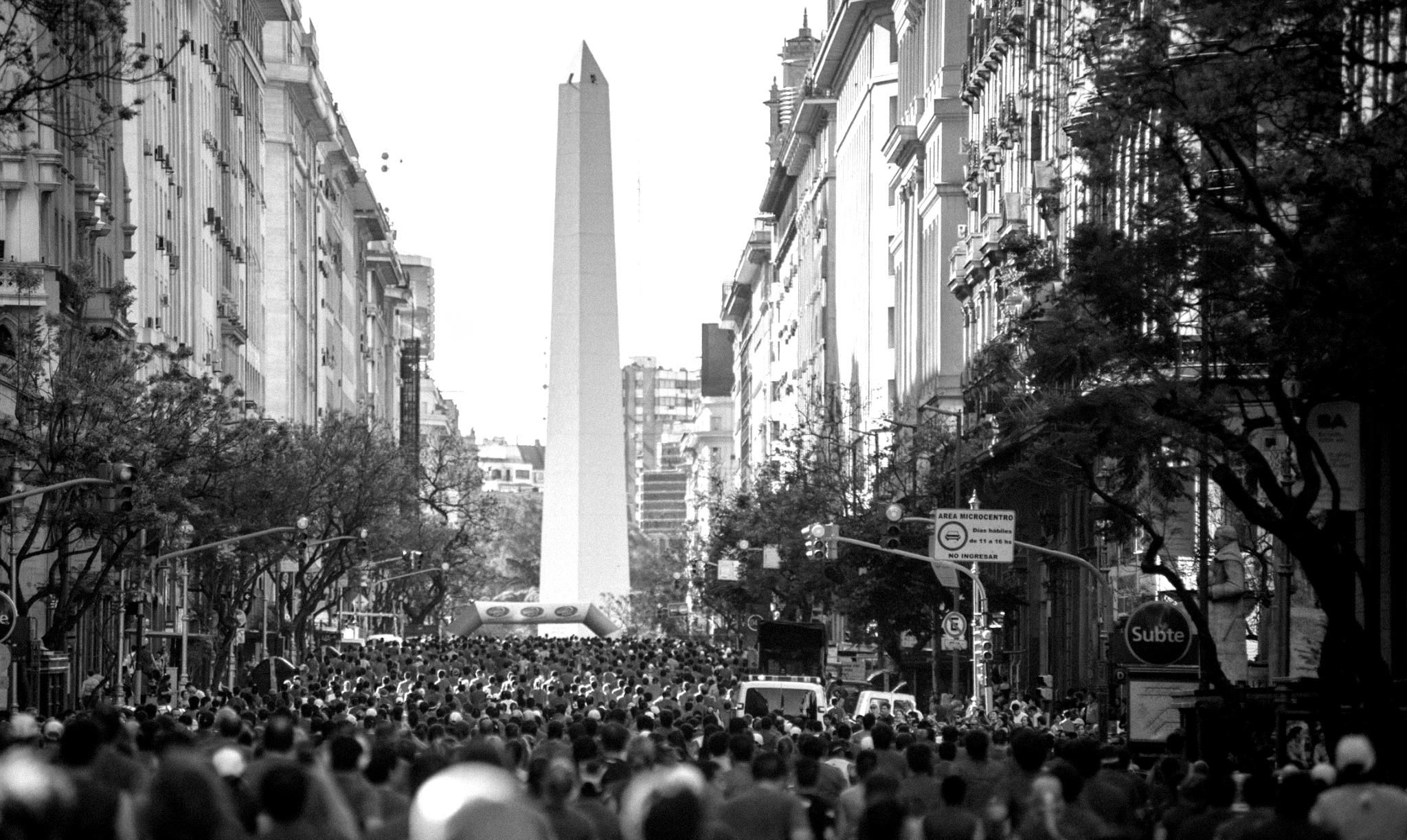 Buenos Aires 4k