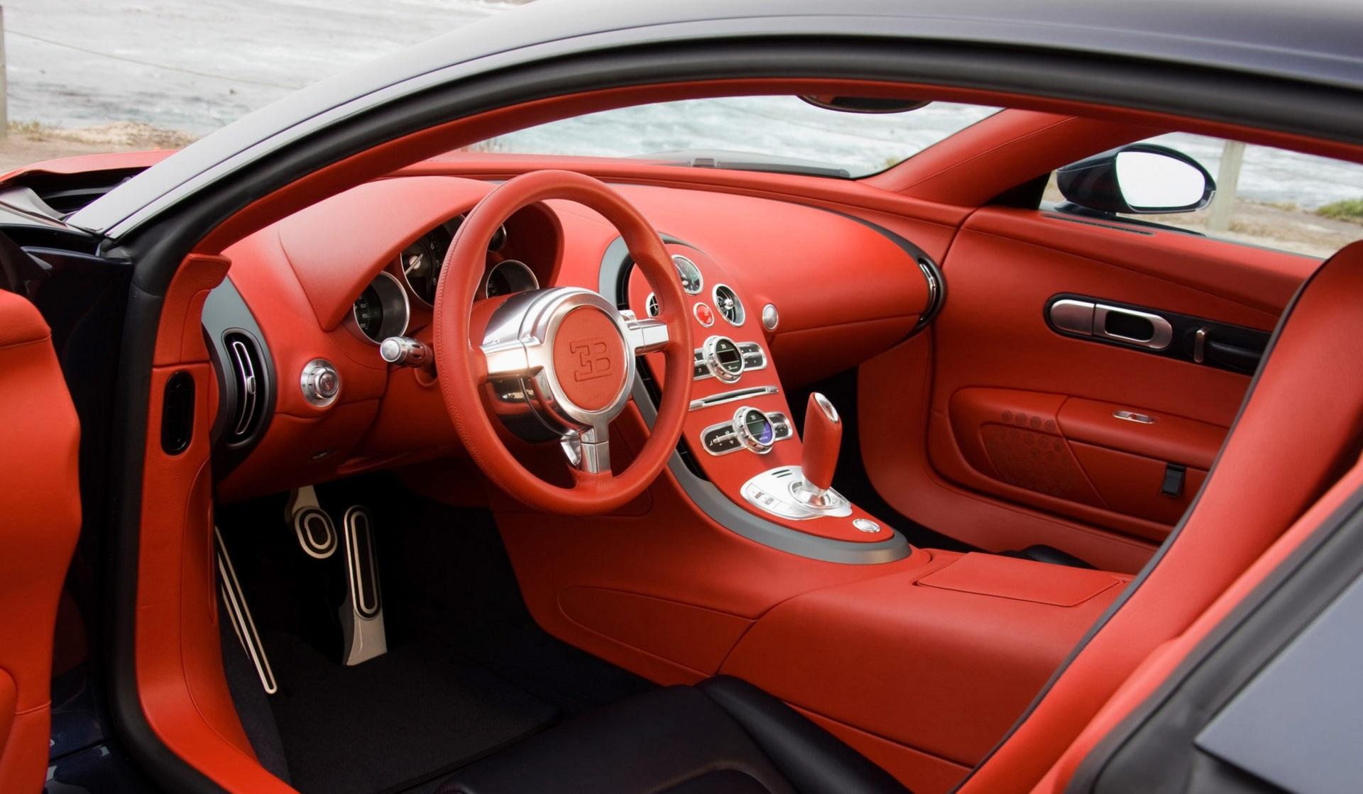 Bugatti Veyron Desktop Wallpaper