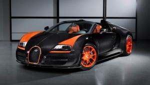 Bugatti Veyron Hd Desktop