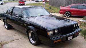 Buick Grand National Hd Wallpaper