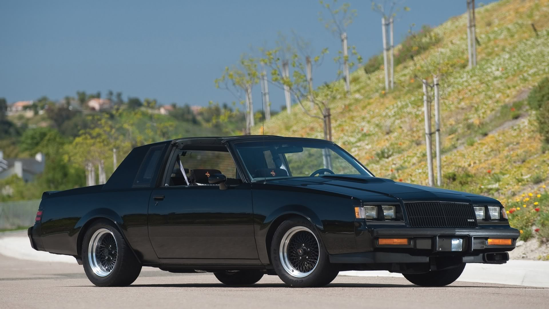 Buick Grand National High Definition Wallpapers