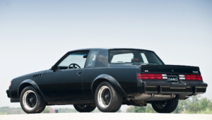 Buick Grand National Widescreen