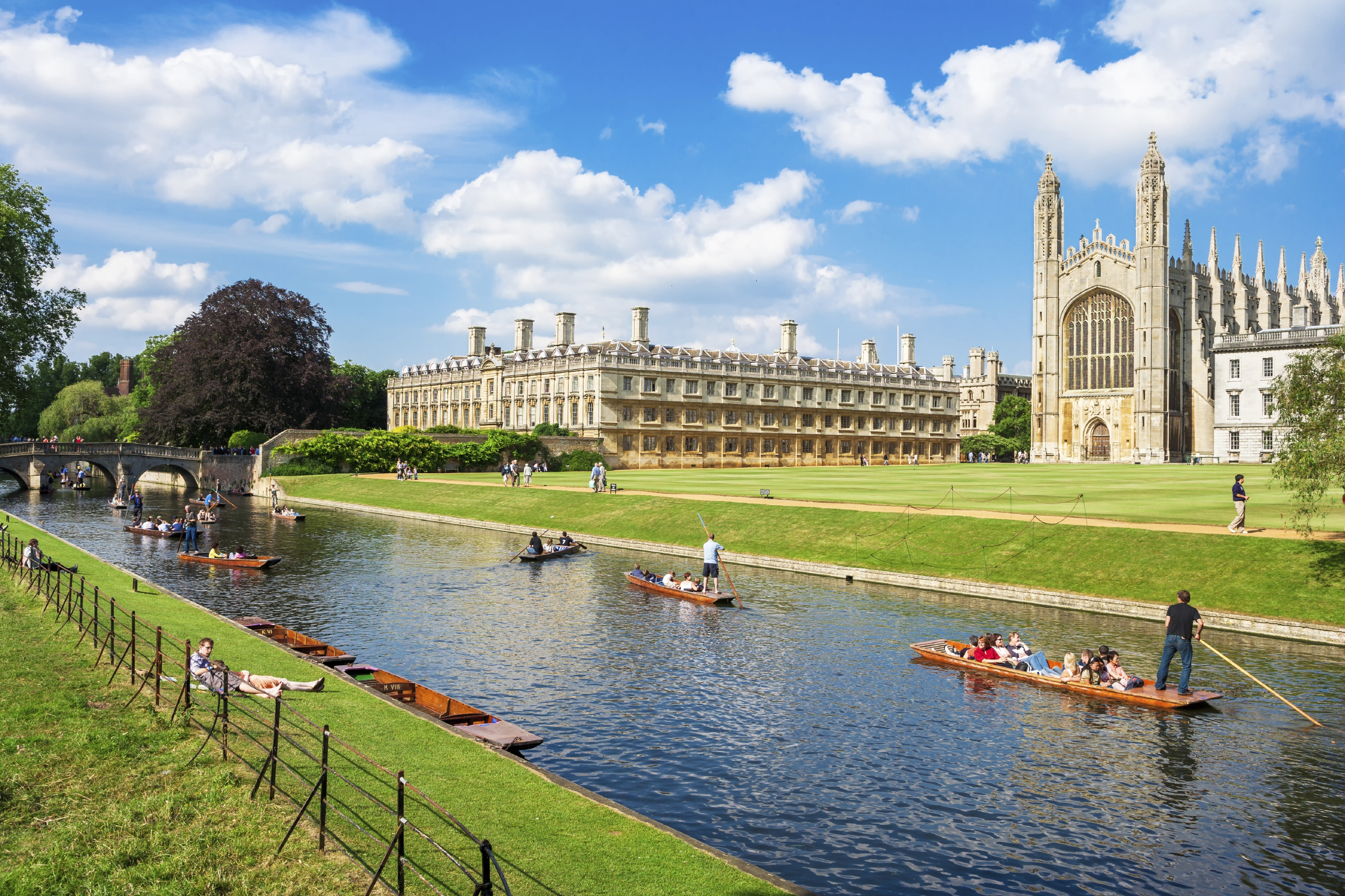 Cambridge Hd Wallpaper