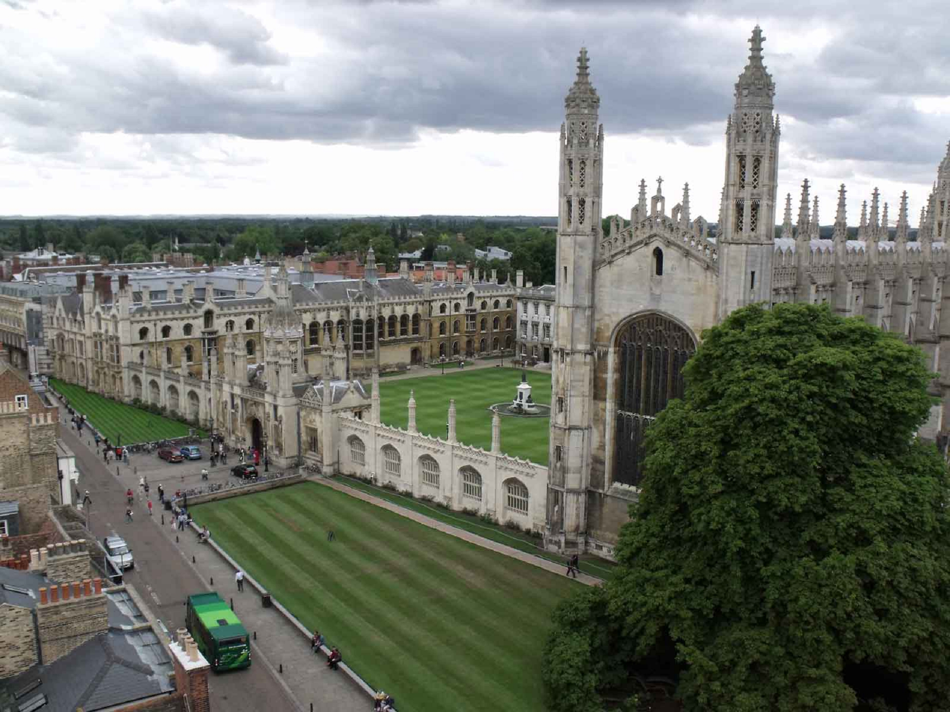 Cambridge High Definition Wallpapers