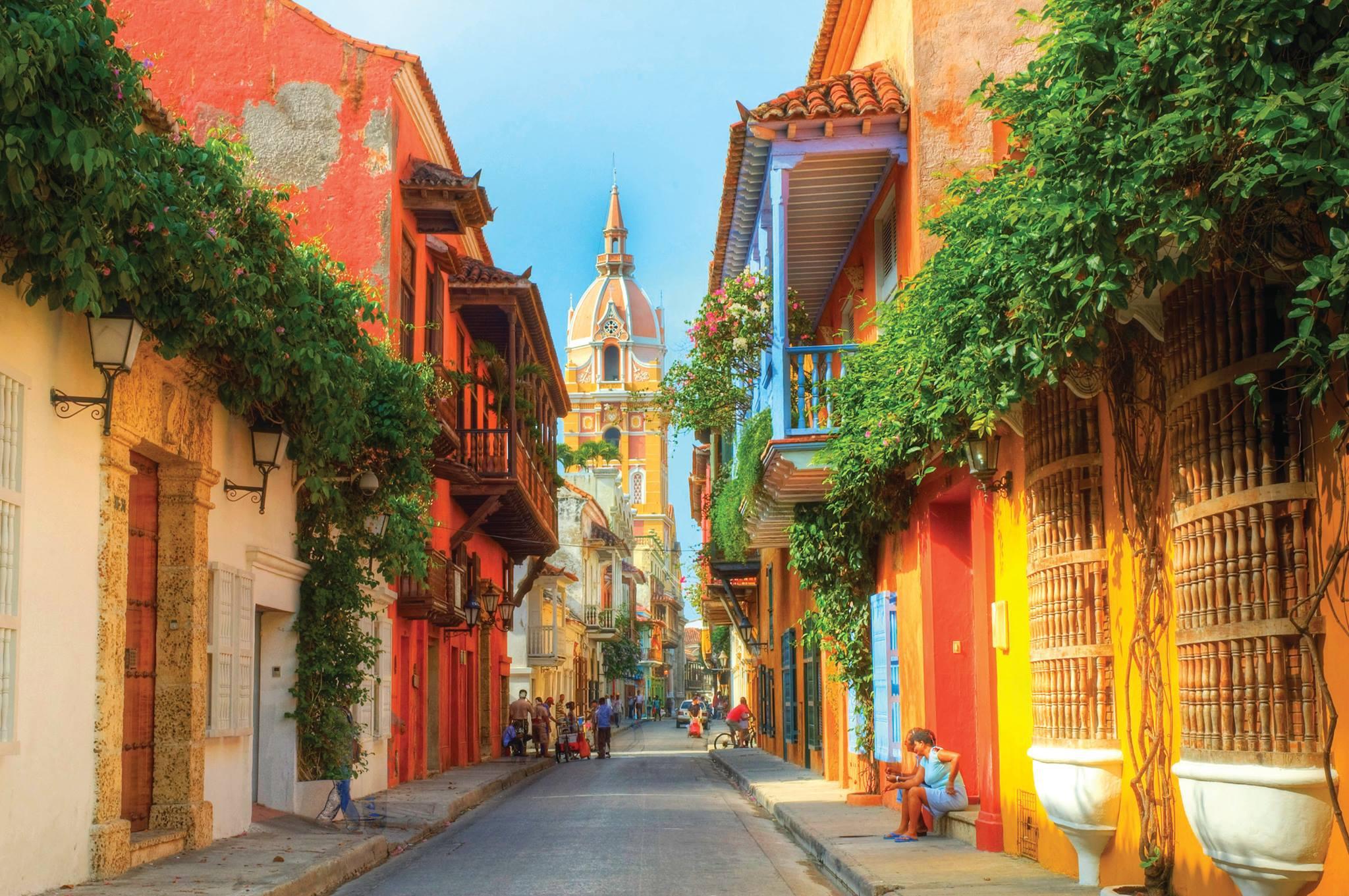 Cartagena Wallpapers Hd