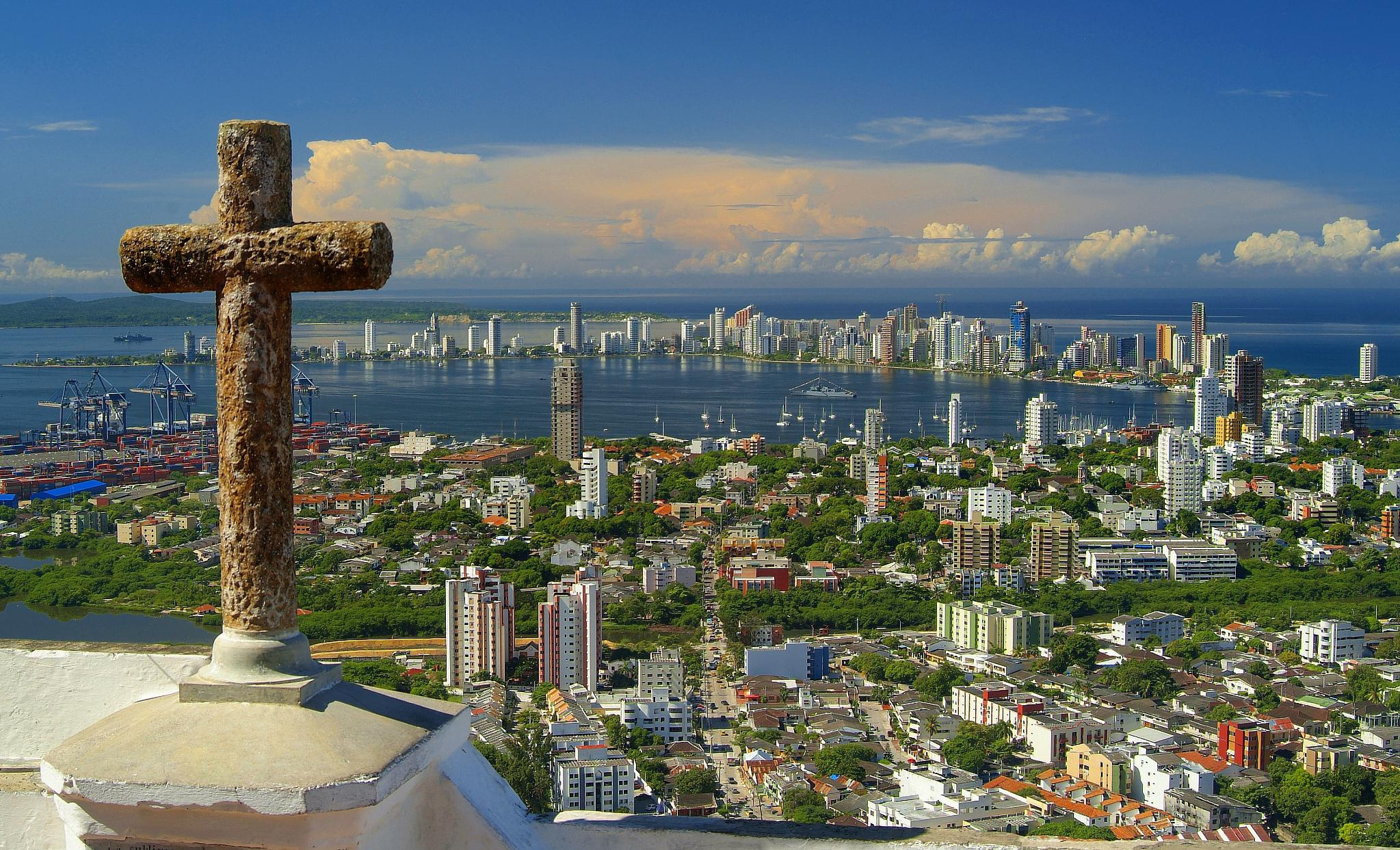Cartagena For Desktop
