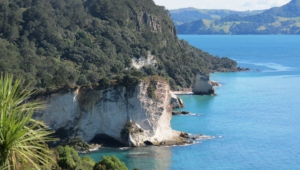 Cathedral Cove Hd Background