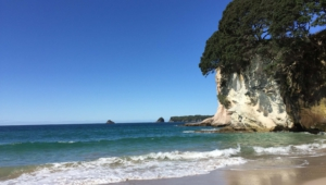 Cathedral Cove Hd Desktop