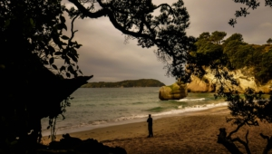 Cathedral Cove High Quality Wallpapers