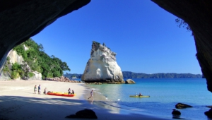 Cathedral Cove For Desktop