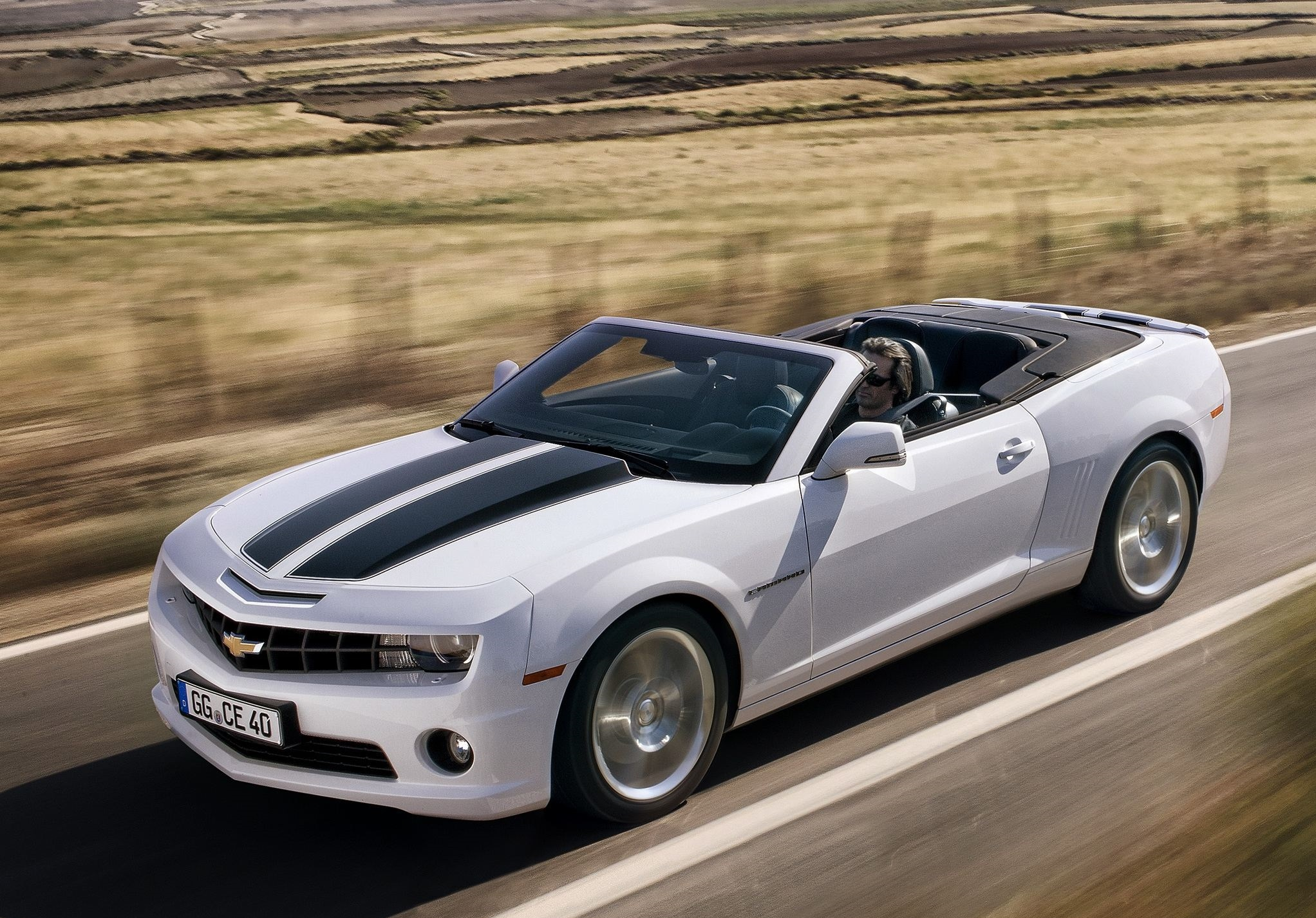 Chevrolet Camaro Hd