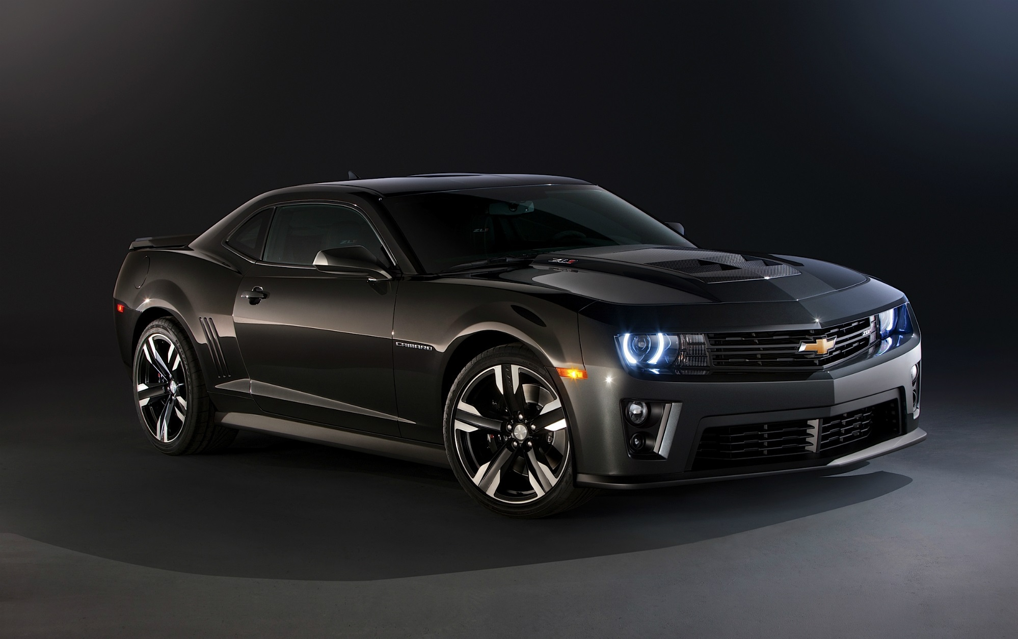 Chevrolet Camaro High Definition Wallpapers