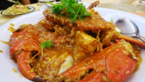Chili Crab For Desktop