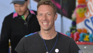 Chris Martin Hd Wallpaper