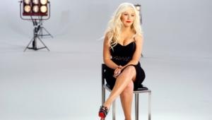 Christina Aguilera Hd Background