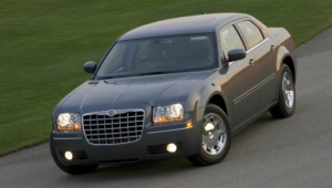 Chrysler 300 4k