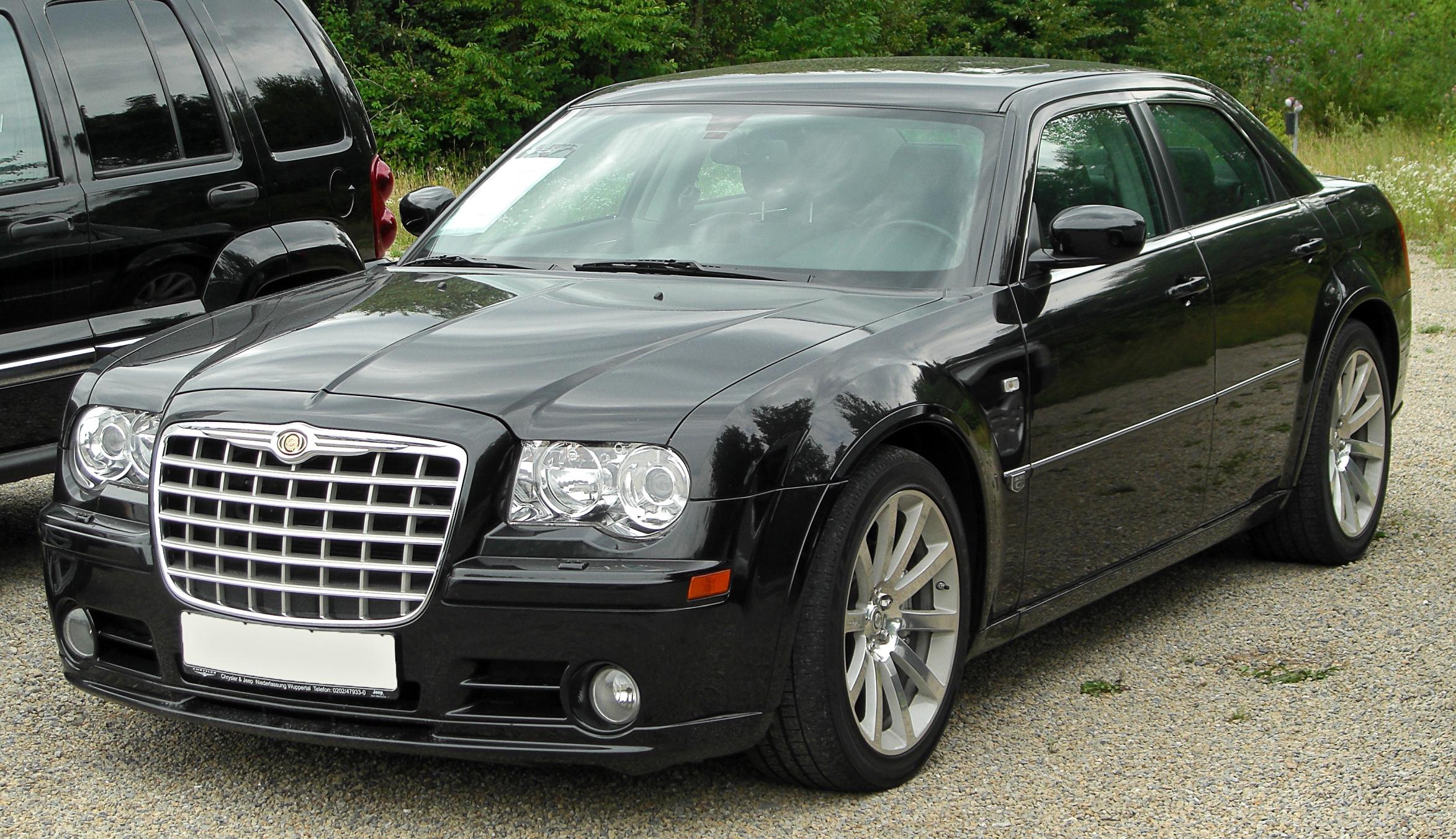 Chrysler 300 Background
