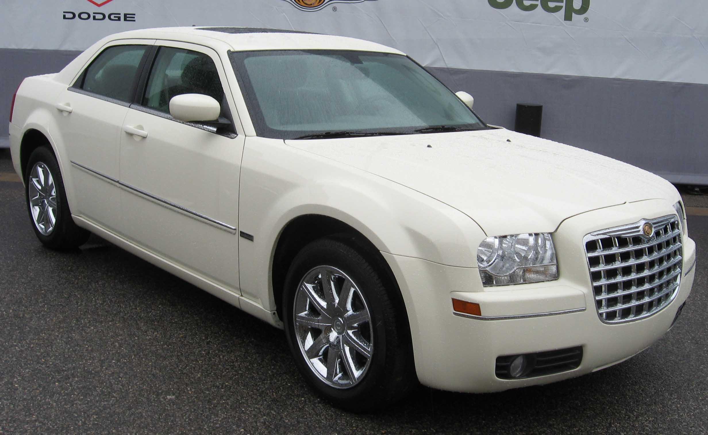 Chrysler 300 Wallpapers Hd