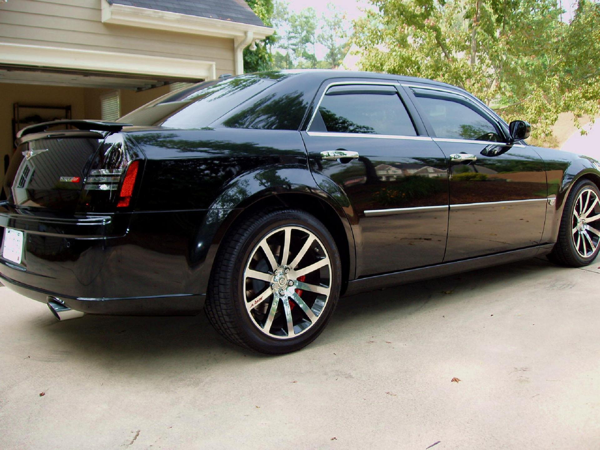 Chrysler 300 Widescreen