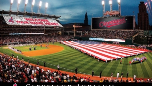 Cleveland Indians Hd Background