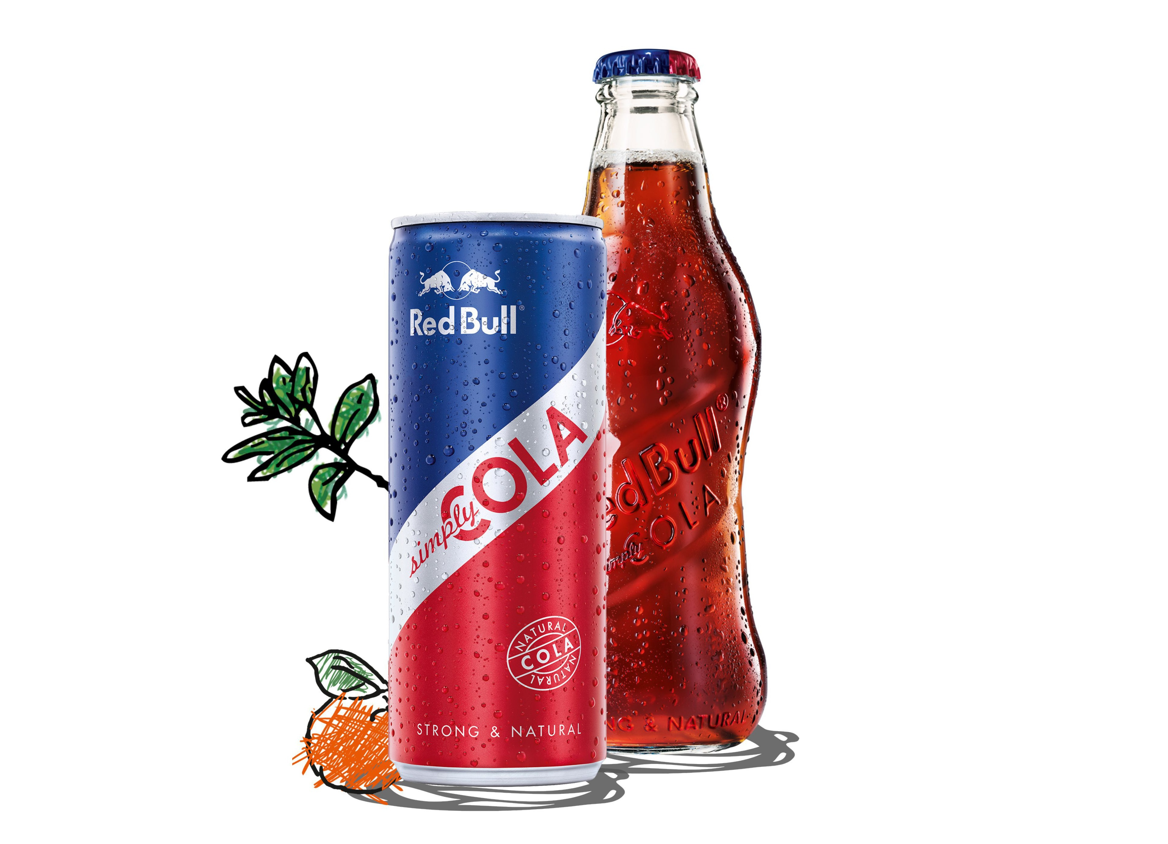 Cola Hd Background