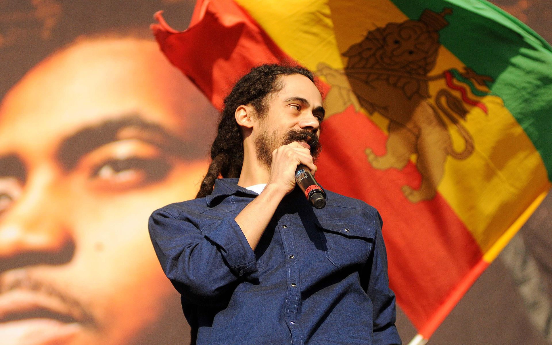 Damian Marley Images