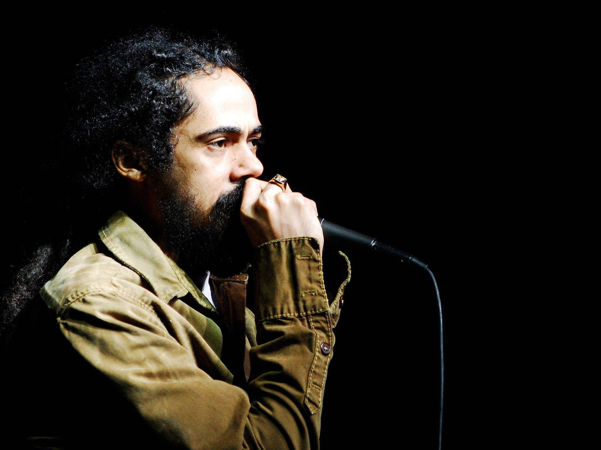 Damian Marley Photos