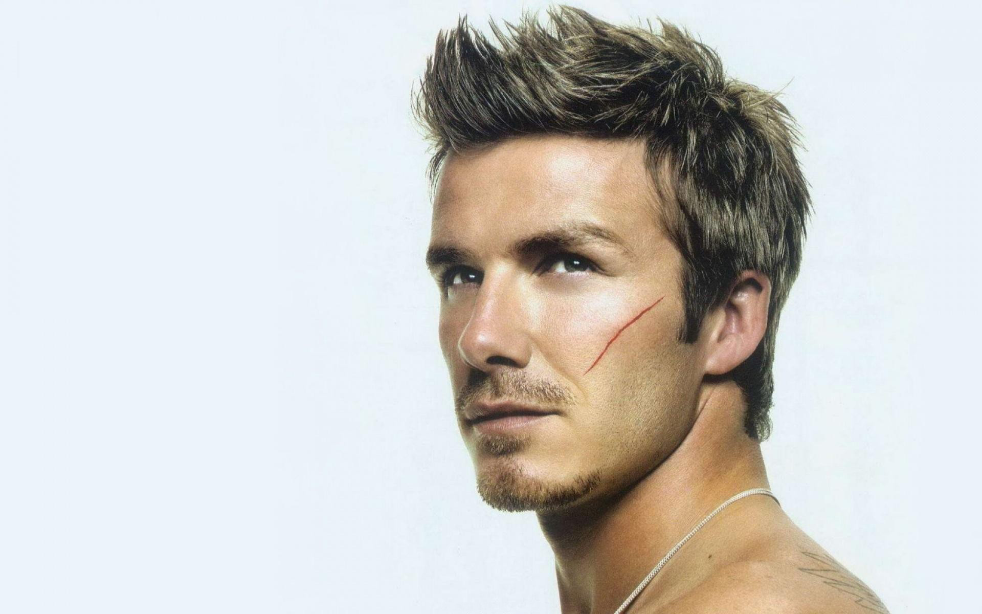 David Beckham Hairstyle 2563