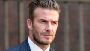David Beckham Hairstyle 495