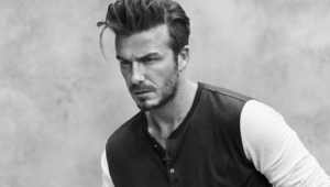 David Beckham Hairstyle 6299