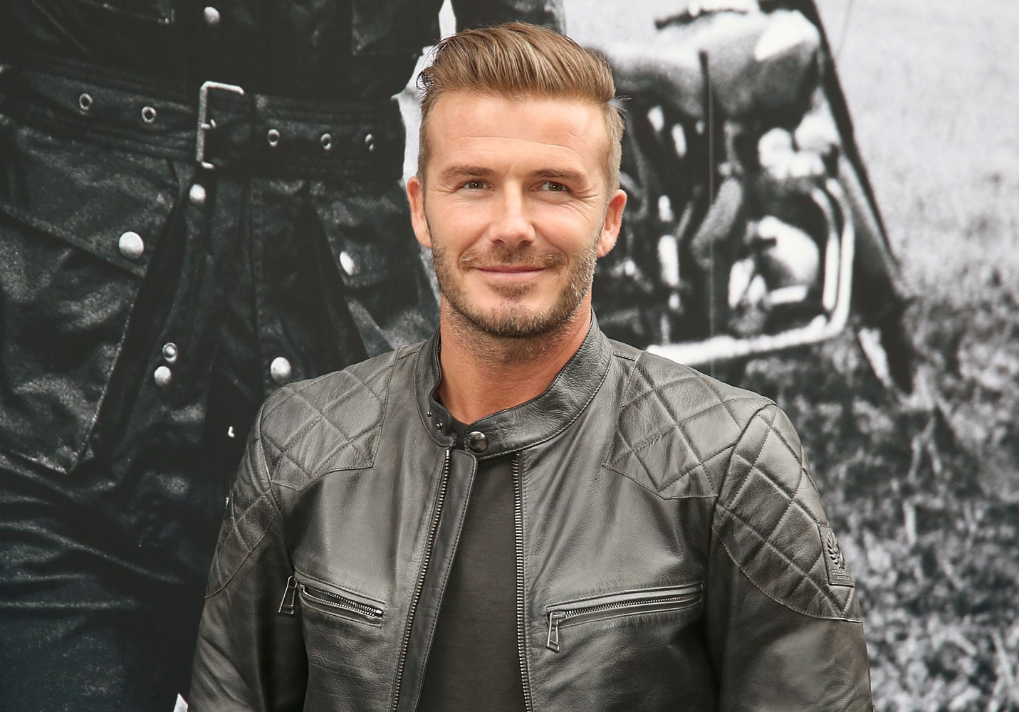 David Beckham Hairstyle 9454