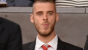 David De Gea Widescreen
