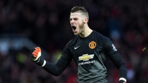 David De Gea Full Hd