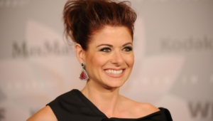 Debra Messing Hd Background