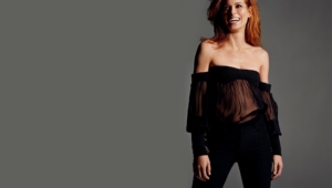 Debra Messing Hd Wallpaper