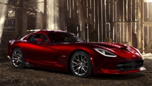Dodge Viper Background